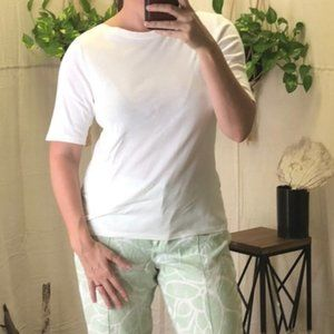 3-$15 Charter Club boat neck short sleeve t-shirt